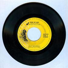 Philippines HAJJI ALEJANDRO Ikaw At Ako OPM 45 rpm Record