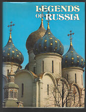 LEGENDS OF RUSSIA by Pola Weiss VGHBDJ 1980