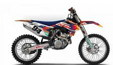 N-Style - N40-5687 - 2014 KTM Factory Team Graphics Kit, Black