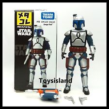 TOMICA Metakore STARWARS #12 Jango Fett Action Figures STAR WARS