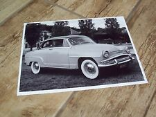 Photo de presse / Press Photograph  SIMCA  Aronde Grand Large 1300 //