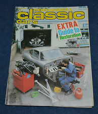 Thoroughbred & Classic Cars October 1980 Auto Union V16, GSM Delta, Bendix, MGC