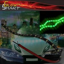 "24"" Green LED Strip (1-piece) for Car Boat and Motorcycle & Parties"