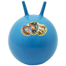 Paw Patrol Bouncing Inflatable Space Hopper Pump Jump Ball Outdoor Childrens Toy