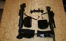 PRIDE QUANTUM REHAB POWER  Left and Right Power Elevating Leg Rest Assembly NEW