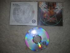 """CD RUSH  """"temple of syrinx"""" live USA . soundboard stereo ! RARE !"""
