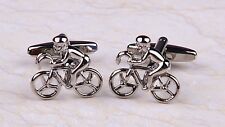 Bicycle Man Men's Designer Jewelry Cufflinks Special promotion