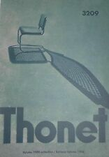 CATALOGUE THONET 1932 Mies van der Rohe,Le Corbusier,Bewe,Charlotte Perriand...