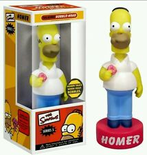 The Simpsons Talking Homer Bobble Head New And Boxed. FUNKO collectable