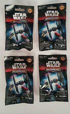 Star Wars Micro Machines Blind Bag Series 3 Lot of 4