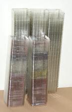 100 Stück GEBRAUCHTE Heimchendosen mit Deckel 500ml, Heimchendose Rechteckdose