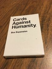 Cards Against Humanity - BOX EXPANSION - from the Bigger Blacker Box NEW CAH
