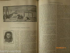 Seaton Garth Staithes Fishing Verrill Antique Family Local History Article 1886