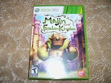Majin and the Forsaken Kingdom  (Xbox 360, 2010) EUC