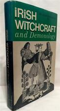 IRISH WITCHCRAFT AND DEMONOLOGY OCCULT DEMON CURSES POSSESSION SPIRIT