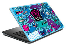 meSleep Abstract Laptop Decal- Laptop Skin- Size-14.1 -15.6 inch-LS-27-237