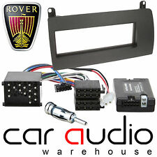 Rover 75 Single Din Car Stereo Facia Panel & JVC Steering Interface Kit FP-24-00