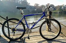 Specialized Hardrock Mountain Bike with Rock Shox  Vintage Mountain Bike