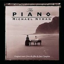 "MICHAEL NYMAN/OST ""THE PIANO"" SOUNDTRACK CD NEUWARE"