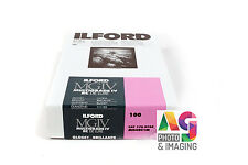 "Ilford mgiv RC 3.5x5"" 100 FOGLI GLOSS MULTIGRADO fresco di magazzino camera oscura carta"