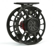 NEW NAUTILUS X-FRAME X-SERIES XL MAX #8/9 WEIGHT FLY REEL BLACK FREE US SHIPPING