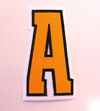 "BOSTON BRUINS ALTERNATE ""A"" SEWN PATCH FOR HOME JERSEY"