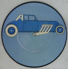 The Cars 45 tours Picture Disc 1978 (2)