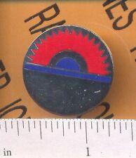 *Z* US Army Labrador NE Canada Base Command DUI Crest clutchback badge