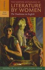 The Norton Anthology of Literature by Women (Gilbert & Gubar) 3rd ed. Vol. 2 New
