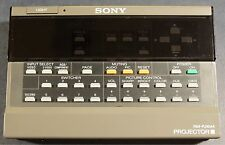 Sony RM-PJ1044 Remote for Sony VPH-1001,VPH-1004Q, etc. Projectors