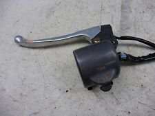 1976 Honda CB550F CB550 Four H1343' left hand controls switches clutch lever