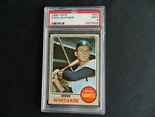 1968 Topps Steve Whitaker #383 PSA 9 Mint New York Yankees