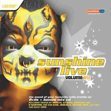 Sunshine live 12 = ATB/scooter/tiesto/prydz/... = 3cd = adjoindre Deluxe!!!