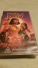 THE PRINCE OF EGYPT -  1999 VHS VIDEO