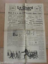 Le Canard Enchainé N° 2246 du 06 novembre 1963 - Journal anniversaire 6 11 63