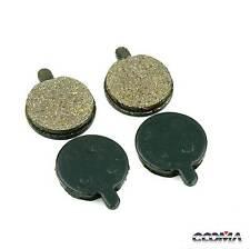 Plaquettes de freins ZOOM 5, ZOOM DB350, DB280, DB450, DB550 résine zoom 5 pads