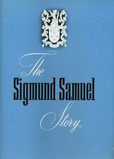 THE SIGMUND SAMUEL STORY Toronto Philanthropist 1959 HC BOOK ROM University