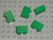 5 x LEGO Green bricks ref 2877 / set 7898 10173 4512 4552 4511 10157 4561 4560..