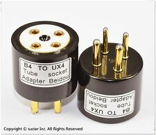1× PX25 replace 300B Vacuum Tube Amplifier Convert Socket Adapter