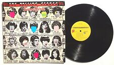THE ROLLING STONES Some Girls LP COC39108 US 1978 RARE MISPRINT ON LABEL VG++