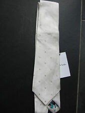PAUL SMITH Tie - 100% Silk - Small Polka Dot Tie  - 9cm Blade
