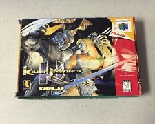 Killer Instinct Gold  (Nintendo 64, 1996)