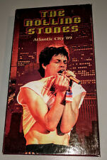 4 Cd Box - The Rolling Stones ‎– Atlantic City '89