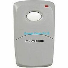 Linear MultiCode 3089 MCS308911 308911 300Mhz Remote Opener Transmitter