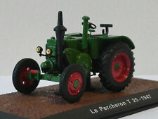 Le Percheron T25  1:32 Atlas Editions French tractor, 1947,tracteur Français