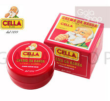 CELLA 1899 CREMA DA BARBA EXTRA PURISSIMA EMOLLIENTE CIOTOLA 150ML BARBIERE