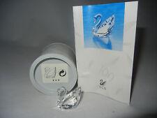 Swarovski Miniatur-Schwan  SCS - mit Originalverpackung (meine Pos-Nr. 3)