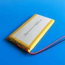 3.7V 10000mAh Lipo Rechargeable Battery 8873130 for Tablet PC DVD MID Power Bank