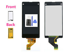 LCD Display  Touch Screen Digitizer For Sony Xperia Z1 mini Compact D5503 Tape