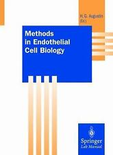 Methods in Endothelial Cell Biology (Springer Lab Manuals), , Good Book
